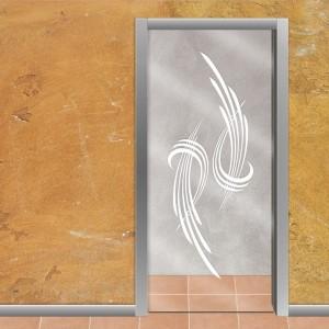 porta-scorrevole-interno-muro-in-vetro-satinato-con-decoro-artistico-astratto-ali-